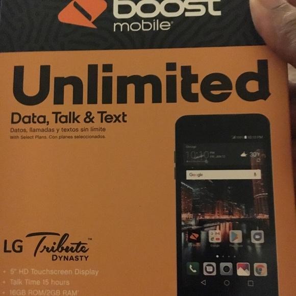 LG Phone NWT